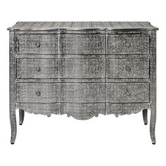 Shop Pressed Plume Tin Collection at Arhaus. Bedroom Furniture, Dresser, Antiques, Tin, Entryway, Home Decor, Shop, Collection, Ideas