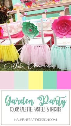 Springtime Party Col