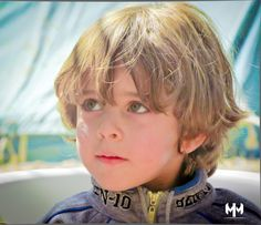 Beautiful young boy, Libya