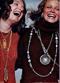 Seventeen Magazine, August 1974 Jewel Trifari Advertisement Seventeen Magazine, August 1974 Charlotte wherein Advertisement Jewellery Advertising, Jewelry Ads, Fashion Jewelry, Advertising Design, Jewelry Shop, Vintage Costume Jewelry, Vintage Costumes, Vintage Jewelry, Silver Jewelry