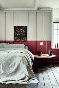 Dizajn 20 udobnih soba za mlade s nagnutim stropovima