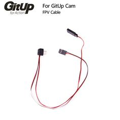 Original GitUP FPV Cable for Git1 / Git2/2P Outdoor Sports Action Camera