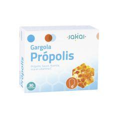 GARGOLA PROPOLIS está indicado en las alteraciones de las vías respiratorias altas: faringitis, laringitis, sinusitis..., resfriados y procesos gripales. Personal Care, Respiratory System, Products, Self Care, Personal Hygiene