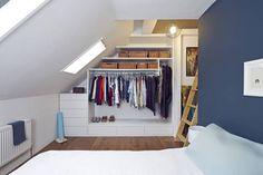 Image result for sypialnia na poddaszu