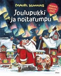 24,90€. Joulupukki ja noitarumpu (+ dvd)