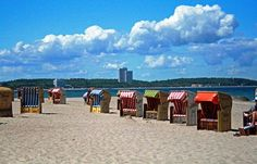 Timmendorfer Beach is the trendiest of Germany Beaches on the Baltic Sea