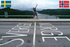 11 áreas fronterizas internacionales que demuestran que un mundo sin fronteras es posible