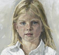 Detail portret Sophia