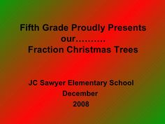 Side by side fractions and comparing fractions on pinterest