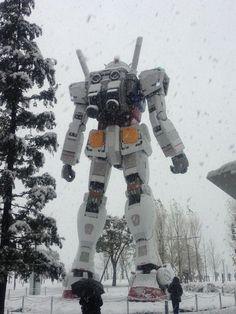 ぺろ助のリハビリ日記: carudamon119: お台場 ガンダム ODAIBA TOKYO GUNDAM