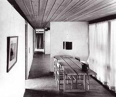 1957 Friis Moltke - Projects - Moltkes hus, Hamphøjvej #Danmark