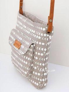 Bag Patterns To Sew, Pdf Sewing Patterns, Free Sewing, Tote Pattern, Wallet Pattern, Patchwork Patterns, Sewing Hacks, Sewing Tutorials, Sewing Tips