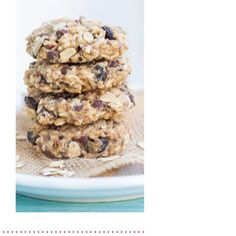 Summer Fun Issue 2014 from Simply GF Trail mix breakfast cookies #stream
