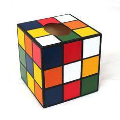 Vreckovkár Rubikova kocka