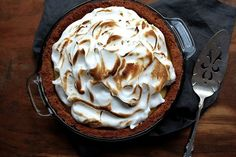 Key Lime Meringue Pie | 21 Pies That Are Anything But Humble
