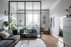 Condo Interior Design, Small Apartment Interior, Small Apartment Design, Condo Design, Home Room Design, Interior Design Inspiration, Design Hotel, Design Bedroom, Design Kitchen