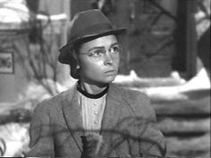 Librarian of Potterville vs. housewife of Bedford Falls.  Why is the former considered a bad choice?