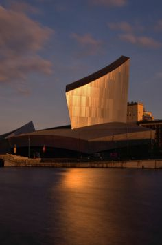 Imperial War Museum, Salford Quays   by Chris Beesley