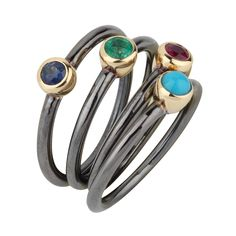 stackable rings, customize your very own at Mukhi Sisters, Beirut Souks. info@mukhisisters.com