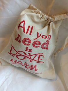 Alles was Sie brauchen ist Garn Projekt Tasche von DevonSunYarns