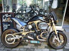 INFINITY Buell S1