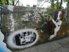 Bobbie the Wonder Dog. Photo Credit: The Silvertonian http://www.silvertonian.com/bobby-the-wonder-dog-mural/
