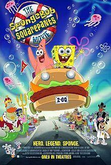The SpongeBob Squarepants Movie... one of my favorites for so many reasons!