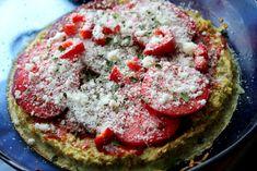 fitshaker-blog-pizza-z-cuketoveho-cesta2 Avocado Toast, Vegetable Pizza, Hummus, Vegetables, Breakfast, Ethnic Recipes, Food, Morning Coffee, Essen