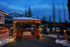 Jennifer & Armond  / Jan 5/13 / Canmore, Alberta / Photography by Malcolm Carmichael