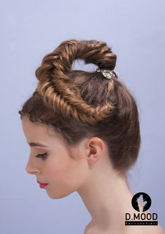collezione ESSENTIAL #DMOOD #bride #braid #wedding #acconciatura #hair #love
