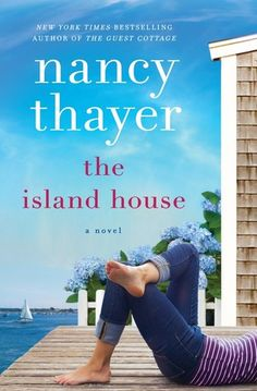 The Island House...Whenever I read a Nancy Thayer or Elin Hilderbrand book set on Nantucket, I always feel like I'm taking a mini vacation myself.  Nancy Thayer does not disappoint with The Island House. A little slow in the beginning, it may have been my distracted state of mind.  By the 2nd and 3rd night, I couldn't put it down.  I'd really love to see a sequel to this book :)