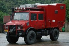 Unimog 1550l 336a Engine 162KW 220HP turbo Intercooler. The Cabin offers 5 seats and in the back is space for 4 pers sleeping. Unimog was rebuild in 1996 by hand and is still owned by builde...