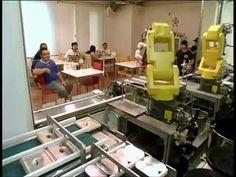 Japan's ramen robot restaurant