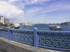 #Karaköy #İstanbul #Türkiye #Galata #GalataKöprüsü #İstanbulBoğazı #Bosphorus #Deniz #Vapur #İskele #Simit #Çay #Kahve #nofilter #AdvisedByRefs @refsproduction