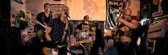 Força Metal BR: Balba se apresenta no Sarreufa Taco Club (RJ) nest...