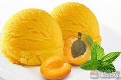 Receita de Sorvete de pêssego - Comida e Receitas