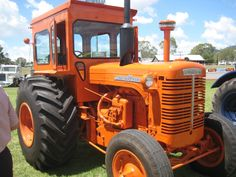 Chamberlain Super70 tractor - Google Search