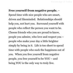 15 Quotes About Negative People Positive People Quotes, Negative People Quotes, Negative Person, Letting People Go Quotes, Positive Thoughts, Positive Vibes, Wisdom Quotes, Quotes To Live By, Me Quotes