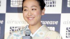 浅田真央、CMで京舞に初挑戦「いい経験に」撮影秘話明かす「エアウィーヴ」新CM発表会2 - YouTube