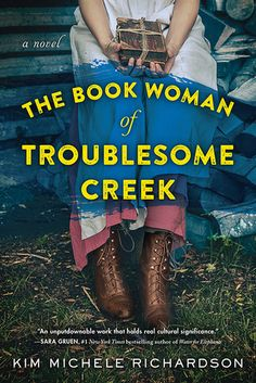 Kim Michele Richardson - Author of The Book Woman of Troublesome Creek I Love Books, Great Books, New Books, Books To Read, Reading Lists, Book Lists, Reading Books, Uplifting Books, Water For Elephants