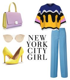 """""""Untitled #67"""" by hfirlyana on Polyvore featuring Theory, Emilio Pucci and Christian Dior"""