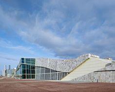 City of Culture of Galicia - Santiago de Compostela, Spain - Peter Eisenman