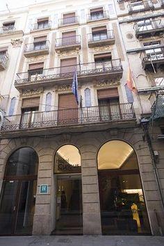 Hotel Curious BCN building www.hotelcurious.com