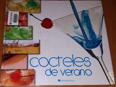 Título: Cocteles de verano  / Ubicación: FCCTP – Gastronomía – Tercer piso / Código: G 641.874 C