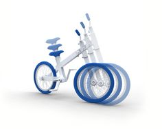 bike that grows with your kid. Velo Design, Kids Bike, Creative Inspiration, Innovation, Geek Stuff, Children, Projects, Wheels, Science