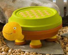 Clay Pot Turtle