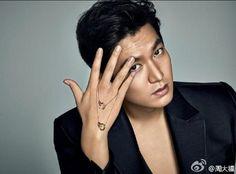 "Lee Min Ho for Chow Tai Fook x ""7镐风暴"""