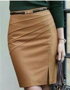 Falda clásica                                                                                                                                                                                 Más
