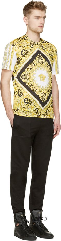 2ce48f3f44 Versace for Men SS18 Collection