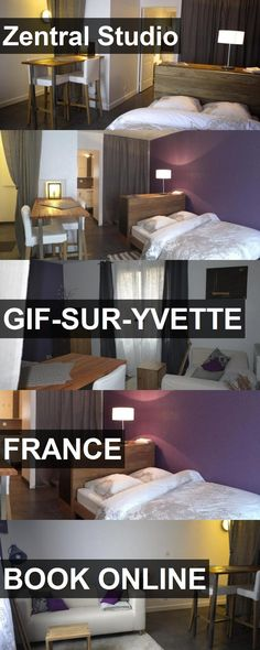 Hotel Zentral Studio in Gif-sur-Yvette, France. For more information, photos, reviews and best prices please follow the link. #France #Gif-sur-Yvette #travel #vacation #hotel